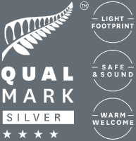 Qualmark Silver Rating